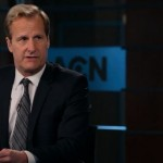 "Jeff Daniels is Will McAvoy in HBO series, ""The Newsroom"""