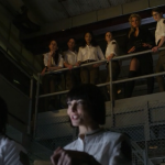 Amazons as prison guards in the Hecuba Prison Facility.