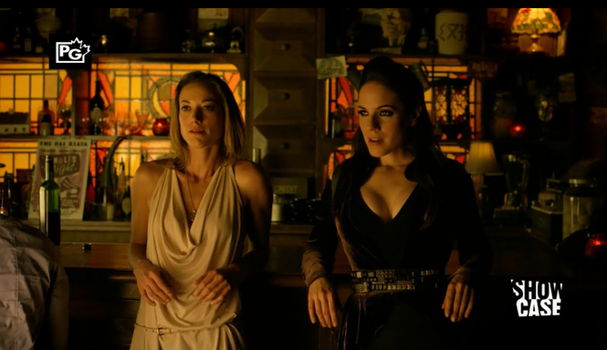 Holy lord, Zoie Palmer. Just. Everything about this picture.