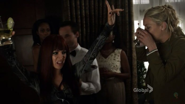 Dark for LYF! Kenzi and Tamsin -- I could watch an entire season of your shenanigans...