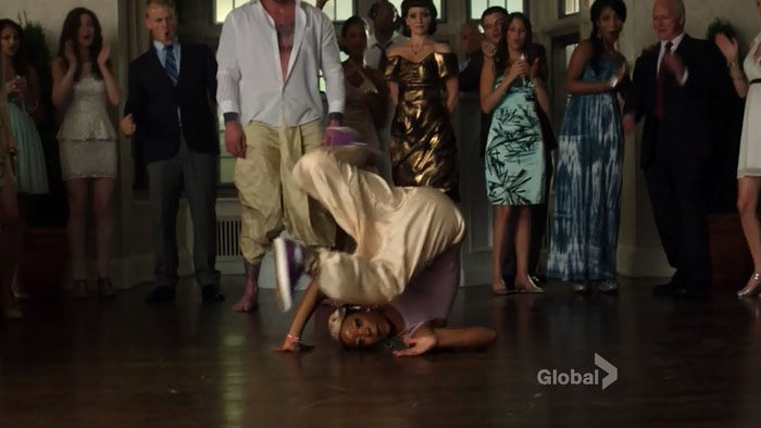 Tapos PUCHA breakdancer pala. is2g this show is out to kill me!