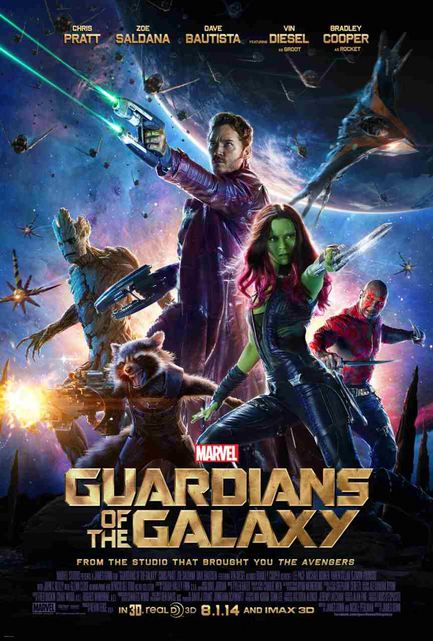 watch: guardians of the galaxy (2014)
