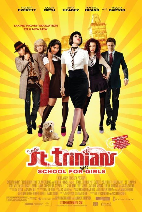 what i watch: st trinian's