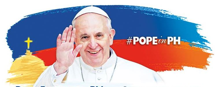 pope francis in PH: homilies and addresses