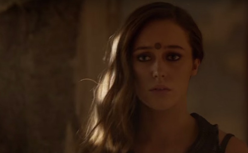 reshop, heda: the 1oo, commander lexa and burying your gays