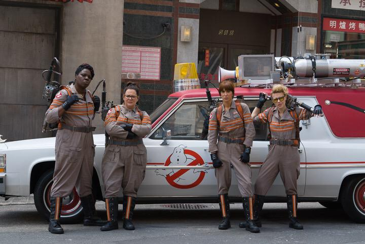 who you gonna call: ghostbusters (2016)